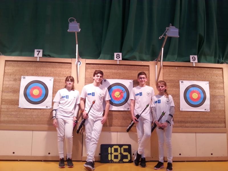 Concours Jeune par équipe à Grigny