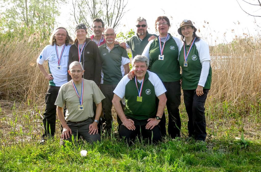 Résultats du Championnat Régional Nature 2016