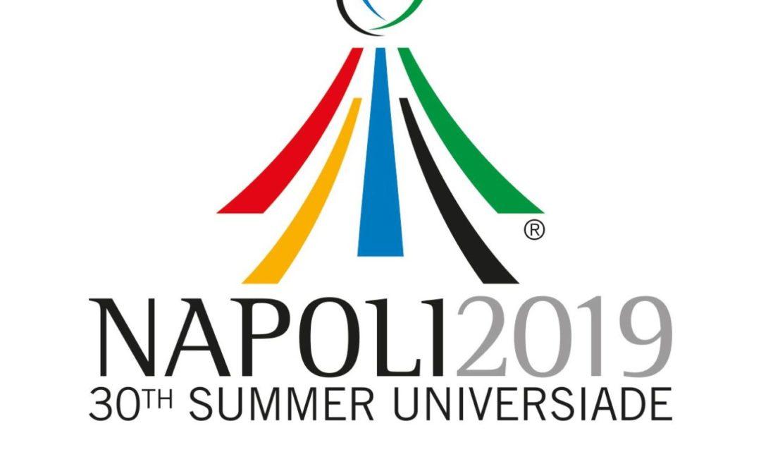 Universiades d'été 2019 – Ferdinand et Lola sélectionnés